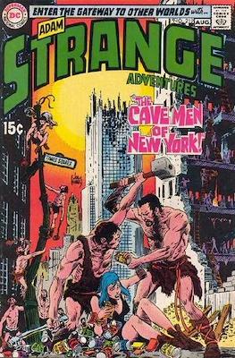 Strange Adventures (Comic Book) #219
