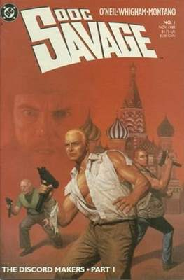 Doc Savage Vol 2 (1988-1990)