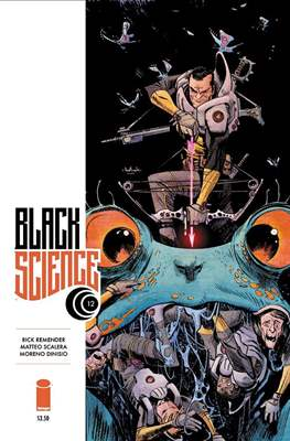 Black Science. Variant Covers (Comic-book) #12.1