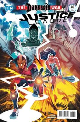 Justice League (Grapa) #46