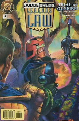 Judge Dredd Legends of the Law (Cómic grapa) #7
