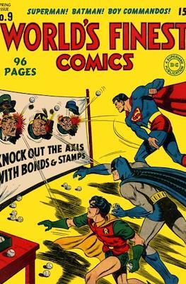 World's Finest Comics (1941-1986) (Comic Book) #9
