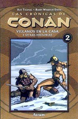 Las Crónicas de Conan #2