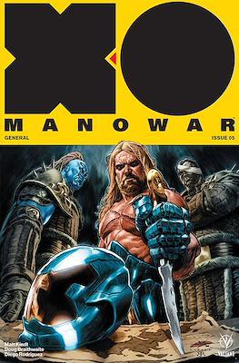 X-O Manowar Vol. 4 (2017-2019) #5