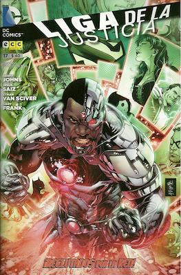 Liga de la Justicia (Grapa) #17