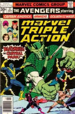 Marvel Triple Action Vol 1 (Comic-book.) #37