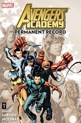 Avengers Academy (2010-2013) (Softcover 176 pp) #1