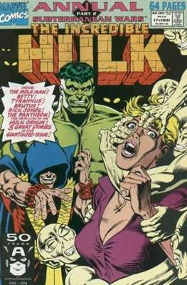 The Incredible Hulk Annual (Comic Book. 1968-1994) #17