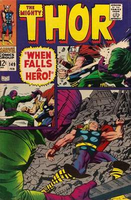 Journey into Mystery / Thor Vol 1 #149
