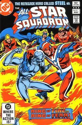 All-Star Squadron Vol 1 #9