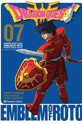 Dragon Quest: Emblem of Roto #7
