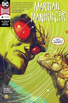 Martian Manhunter Vol. 5 (2018-...) (Comic Book) #4