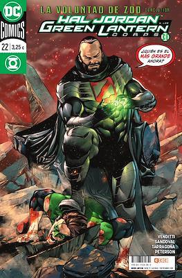 Green Lantern. Nuevo Universo DC / Hal Jordan y los Green Lantern Corps. Renacimiento #77/22