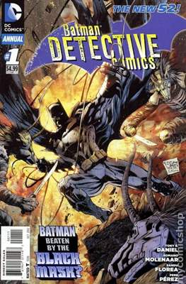 Detective Comics Vol. 2 Annual (2012-2014) (Comic Book) #1