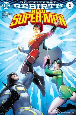 New Super-Man (Comic-Book) #2