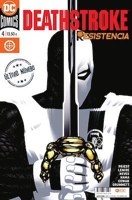 Deathstroke. Renacimiento (Rústica 200-224 pp) #4