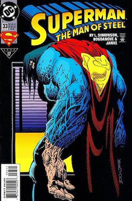 Superman: The Man of Steel (Comic book) #33