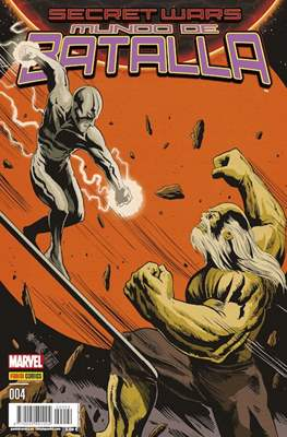 Secret Wars: Mundo de Batalla (2015-2016) (Grapa 48 pp) #4