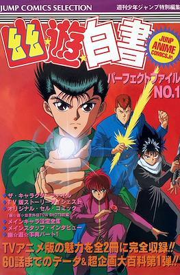 幽遊白書 パーフェクトファイル Yu Yu Hakusho Perfect File (Tankoubon) #1