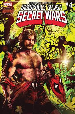 Deadpool's Secret Secret Wars (Comic Book) #4