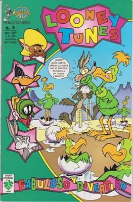 Looney Tunes (Grapa 32 pp) #5