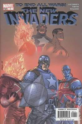 New Invaders (2004-2005) (Grapa) #1