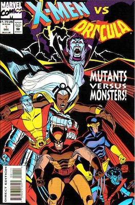 X-Men vs Dracula