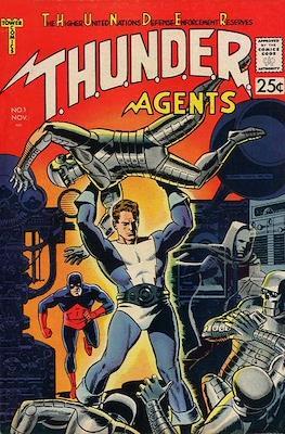 T.H.U.N.D.E.R. Agents Vol. 1 (1965-1969)