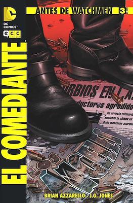 Antes de Watchmen: El Comediante #3