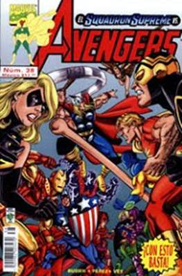 Avengers (Grapa) #38
