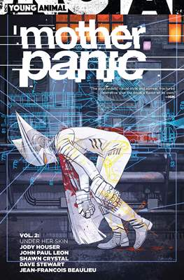 Mother Panic (Softcover 176-168 pp) #2