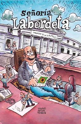 Señoría Labordeta (Rústica 96 pp) #