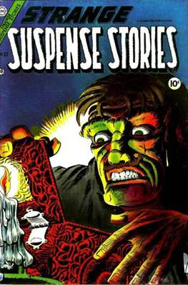 Strange Suspense Stories Vol. 1 (Saddle-stitched) #22