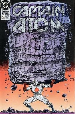 Captain Atom (1987-1991) (Comic-Book) #42