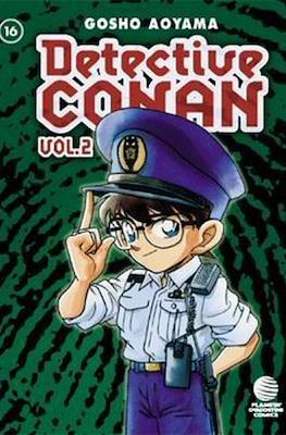 Detective Conan. Vol. 2 (Rústica 96-192 pp) #16