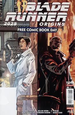 Blade Runner 2029 / Origins - Free Comic Book Day 2021: