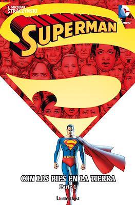 Superman. Con los pies en la tierra (Rústica) #1