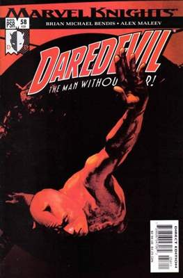Daredevil Vol. 2 (1998-2011) (Comic-Book) #58 (438)
