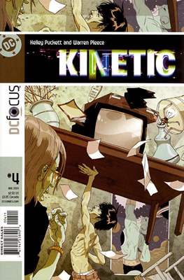 Kinetic (comic-book) #4