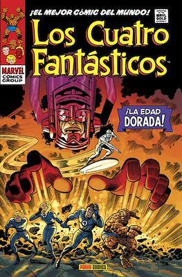 Los Cuatro Fantásticos. Marvel Gold (Omnigold) (Cartoné) #3