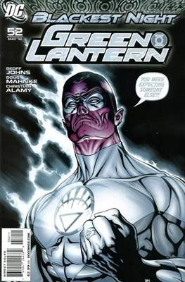 Green Lantern Vol. 4 (2005-2011) (Comic book) #52