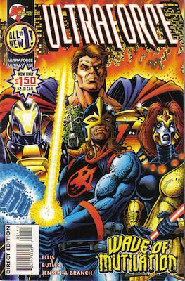 Ultraforce Vol.II (grapa) #1