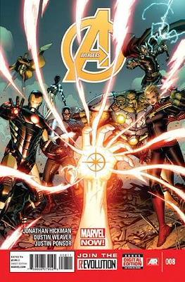 The Avengers Vol. 5 (2013-2015) (Digital) #8