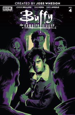 Buffy The Vampire Slayer (2019-) (Comic Book 32 pp) #4