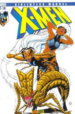 Biblioteca Marvel: X-Men (2006-2008) (Rústica 160 pp) #13