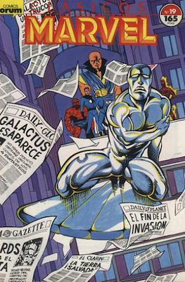 Clásicos Marvel (1988-1991) (Grapa.) #19