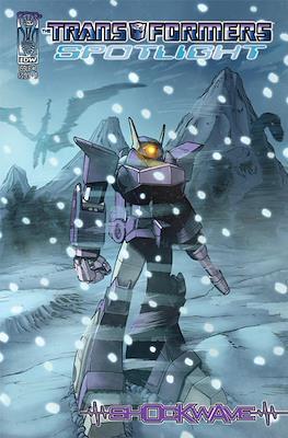 Transformers: Spotlight - Shockwave (Variant Cover) (Comic book 32 pp) #1