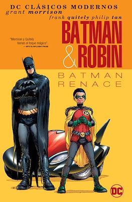 Batman & Robin - DC Clásicos Modernos