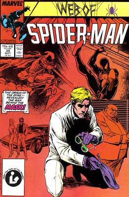 Web of Spider-Man Vol. 1 (1985-1995) (Comic-book) #30