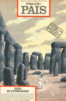 El Pequeño País (Grapa) #497